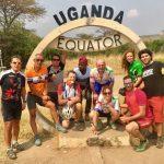 Challenge Ruwenzori Mountain-Bike Solidario en la línea del ecuador
