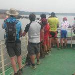 Challenge Ruwenzori Mountain-Bike Solidario ruta en barco
