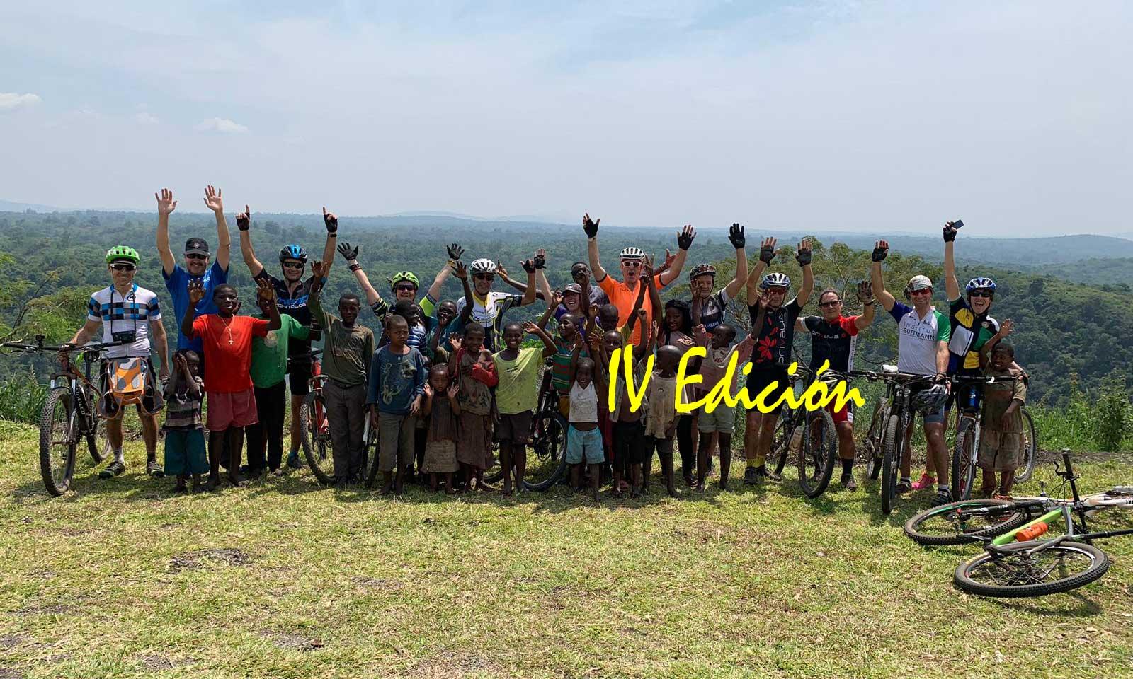 Challenge Ruwenzori Mountain-Bike Solidario